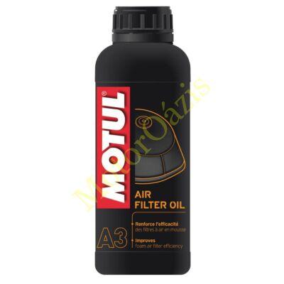 MOTUL A3 levegőszűrő olaj Air Filter Oil 1L