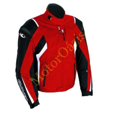CLOVER RX-2 motoros dzseki piros