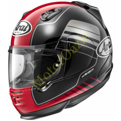 ARAI bukósisak Rebel Street red