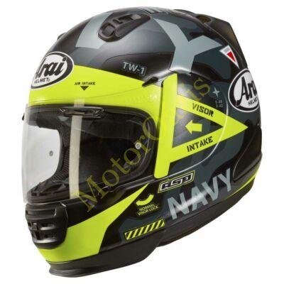 Arai Chaser-X Navy Black