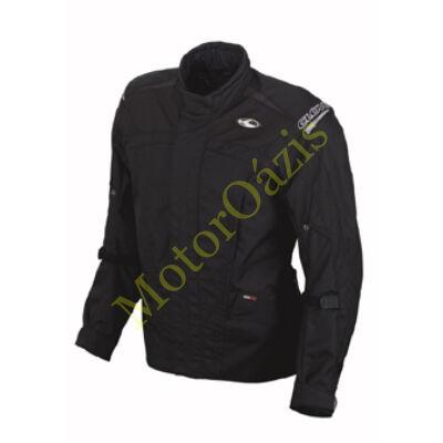 CLOVER Boston motoros kabát fekete