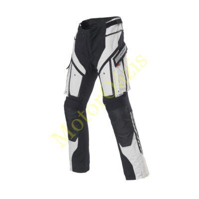 nöi motoros nadrág CLOVER GTS-4 szürke/fekete