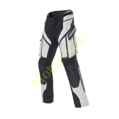 motoros nadrág CLOVER GTS-4 szürke/fekete