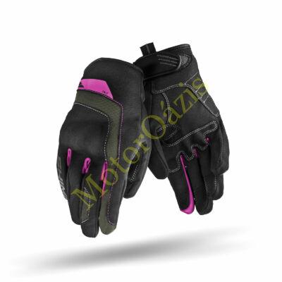 SHIMA One nyári női motoros kesztyű, pink