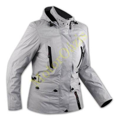 A-PRO Paris Lady (női) motoros kabát szürke