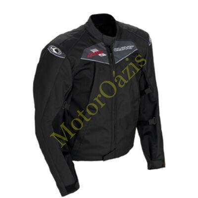 CLOVER AirJet nyári motoros dzseki fekete