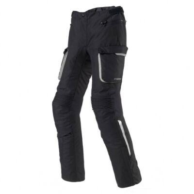 Motoros nadrág, CLOVER Scout-2 Lady (női), fekete