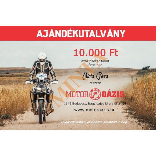 Ajándékutalvány 10.000Ft