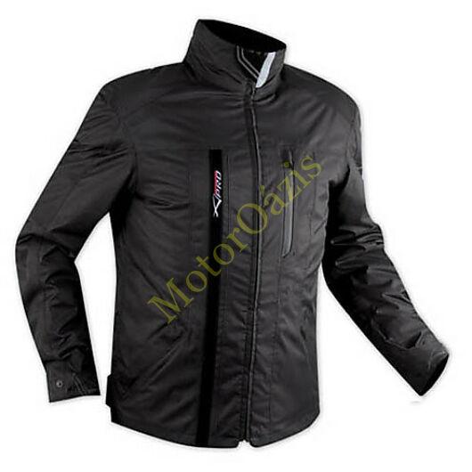Motoros kabát, A-PRO Empire, fekete