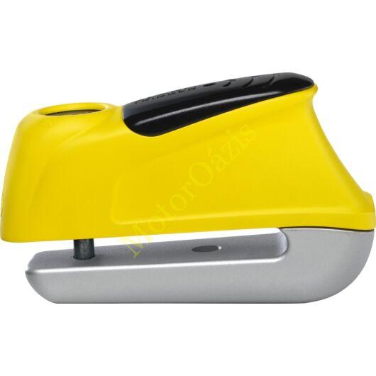 ABUS 345 Trigger Alarm 2.0 riasztós féktárcsazár sárga