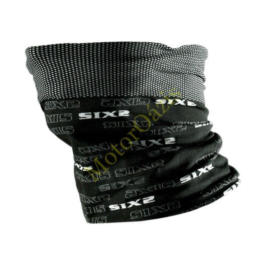 Motoros csősál, nyakmelegítő SIX2