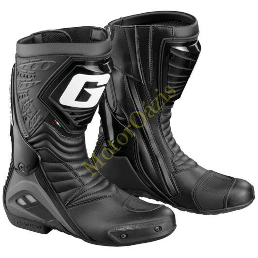 Motoros sport-túra csizma GAERNE G.RW fekete