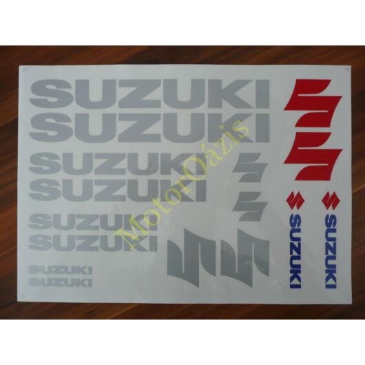 Matrica szett SUZUKI 05