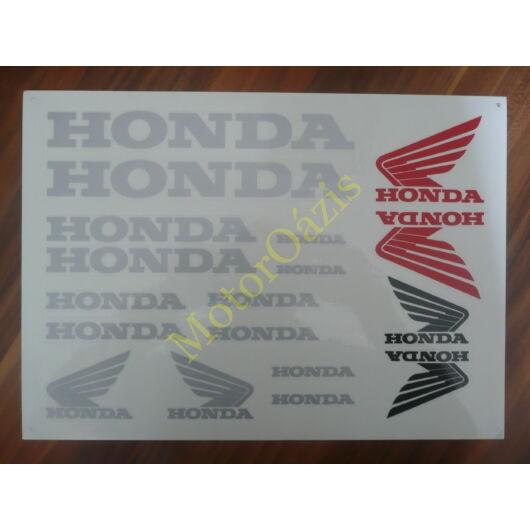 Matrica szett HONDA 05