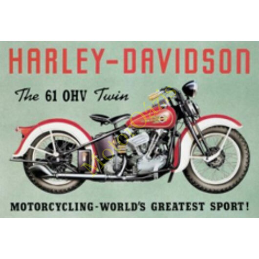 HARLEY DAVIDSON Twin